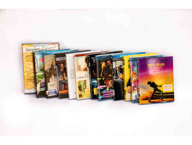 Collection of 12 DVDs from Fox Searchlight