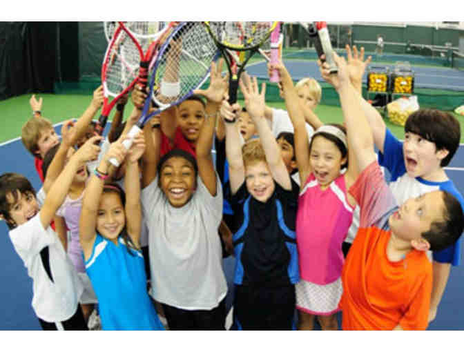 iTennis - 1 Week of 2018 Summer Morning Tennis Camp