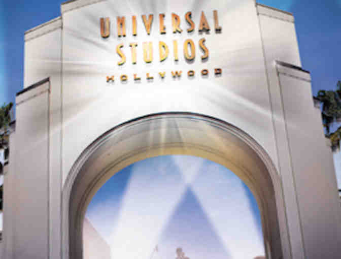 Universal Studios Hollywood - 4 tickets plus Express Access