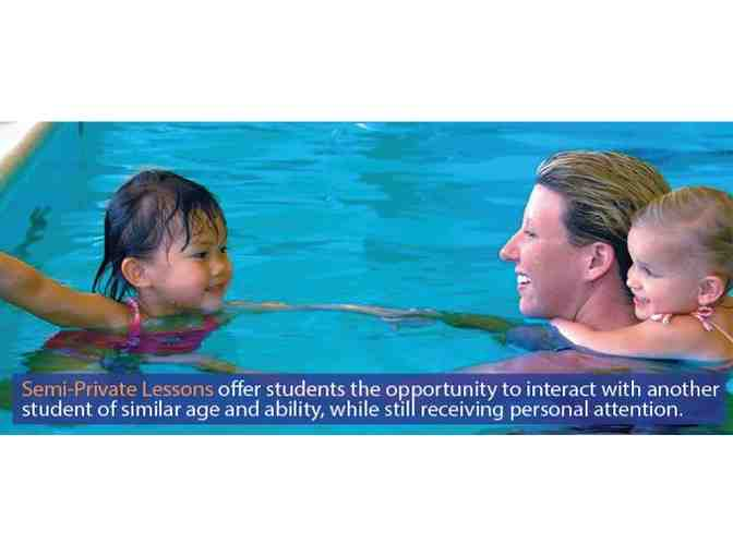 Waterworks Aquatics - 4 Swim Lessons