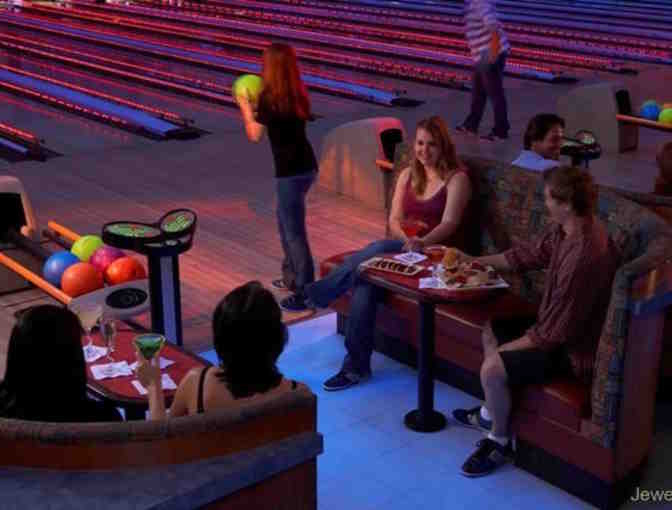 Jewel City Bowl in Glendale - 1 Hour Bowling and 4 Shoe Rentals