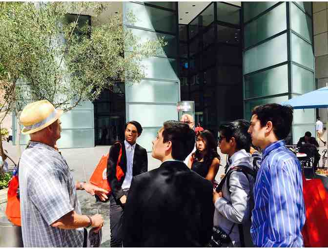 LA Conservancy - Private Walking Tour of Historic Downtown Los Angeles for up to 15