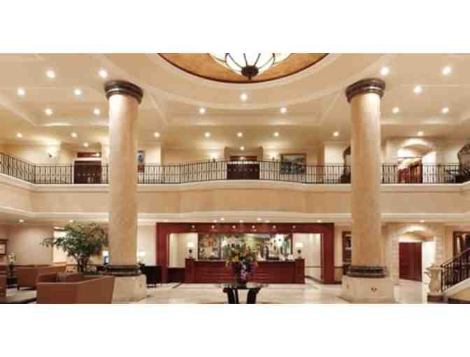 Hilton Los Angeles/San Gabriel Hotel -- Overnight stay, breakfast and parking