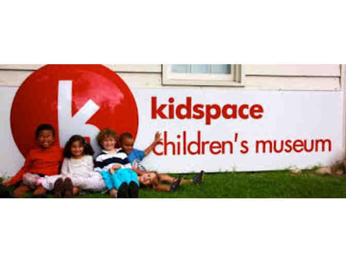 Kidspace Children's Museum - 3 Month Family Membership