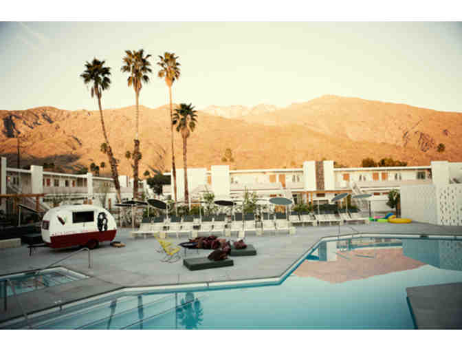 Palm Springs Getaway Package - 2 Nights at Ace Hotel and much more...