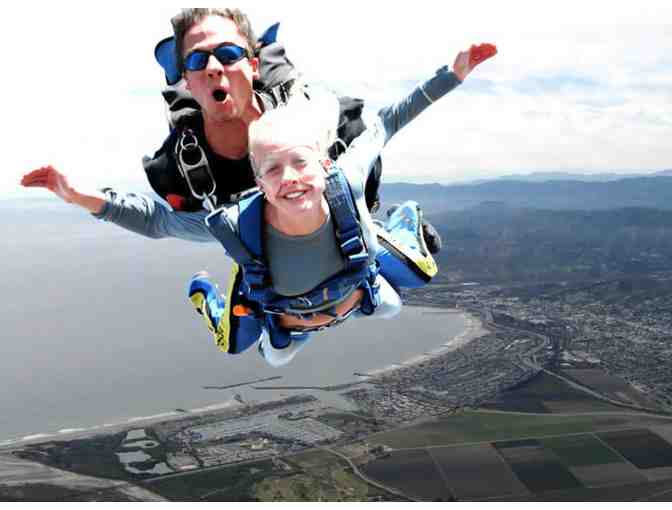 Ventura/Oxnard Adventure Package - Beer, Bowling & Skydiving!