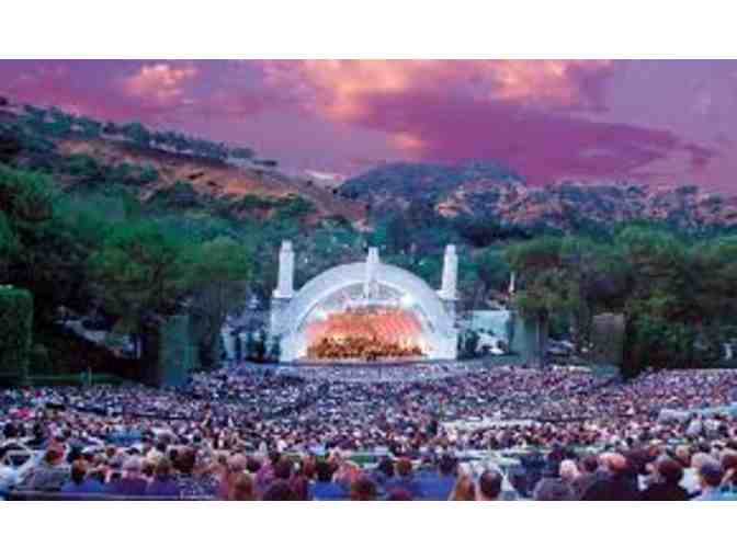 Hollywood Bowl - 2 Concert Tickets, 2019 season