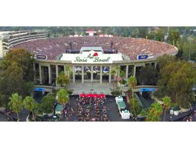 Two Tickets to the 2020 Rose Bowl Game - The Granddaddy of Them All!