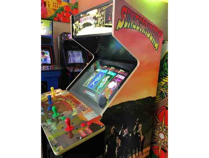 Retro Fun Package - The Crack Shack and Neon Retro Arcade in Pasadena!