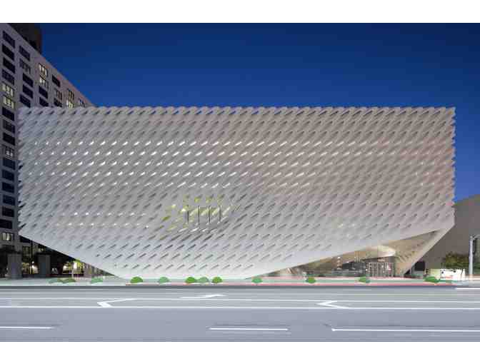 VIP Tickets to the Broad + Lunch at Lemonade