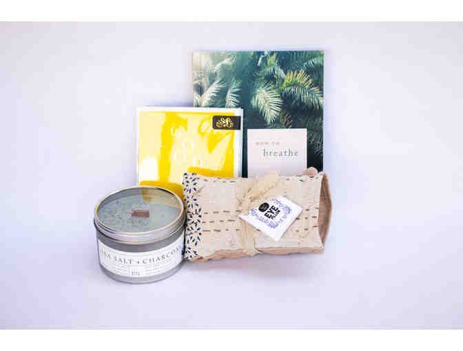Homage Pasadena: Gift Card and Gift Basket