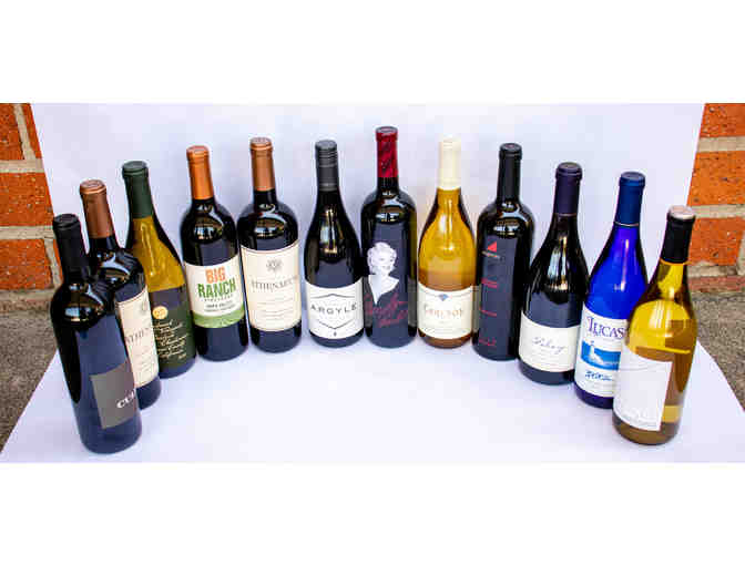 Our Favorite Wines - Case of Wine from the CEC Parent Council