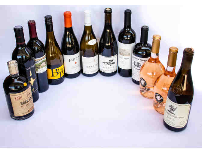 Our Favorite Wines - Case of Wine from 2019 CEC Auction Committee