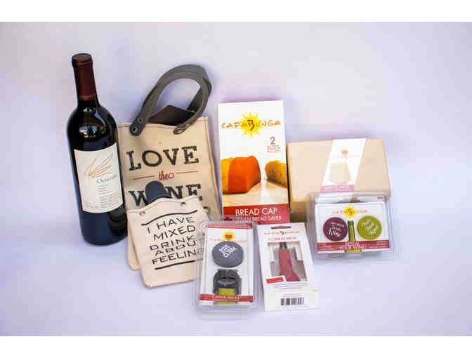 Wine & Cheese Lover's Package