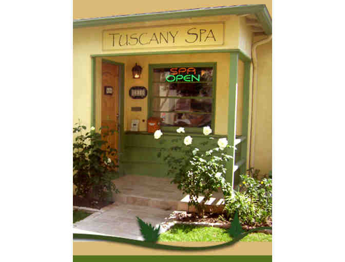 Tuscany Spa Skin & Body Clinic European Facial