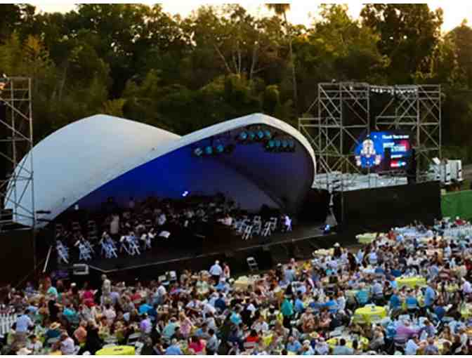 Dinner and a Concert with the Stars! - Pasadena Pops table for 4, Julienne and Total Wine