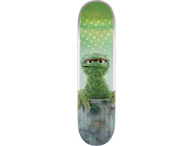 Sesame Street Skateboard Starter Package - G2 Skateboard, and Skateboarding lessons