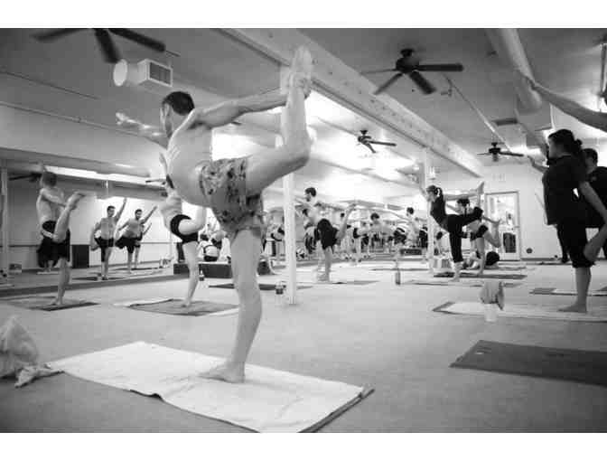 Rise Hot Yoga in Atwater - 30 day package (including existing students)
