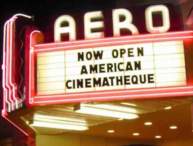 American Cinematheque -  One Year Friend Level Membership