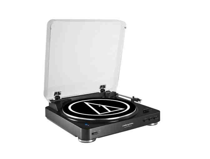 AT-LP60-BT Fully Automatic Wireless Turntable