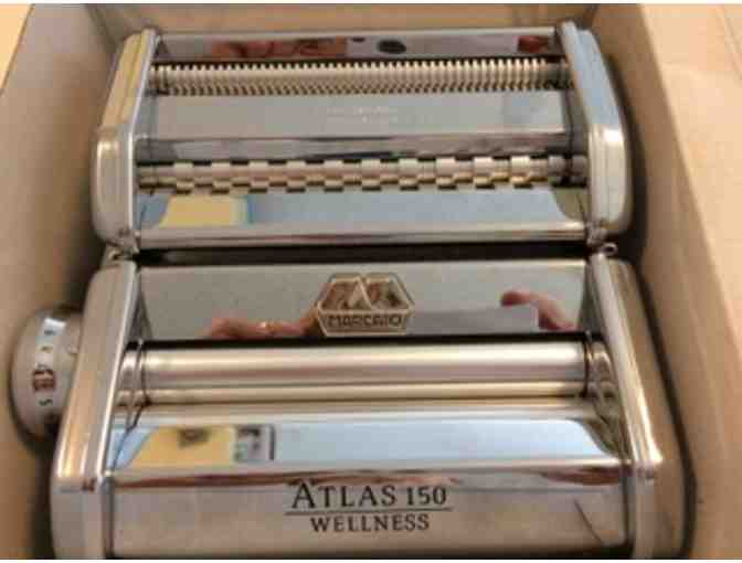 Marcato's Original World-Famous Pasta Maker