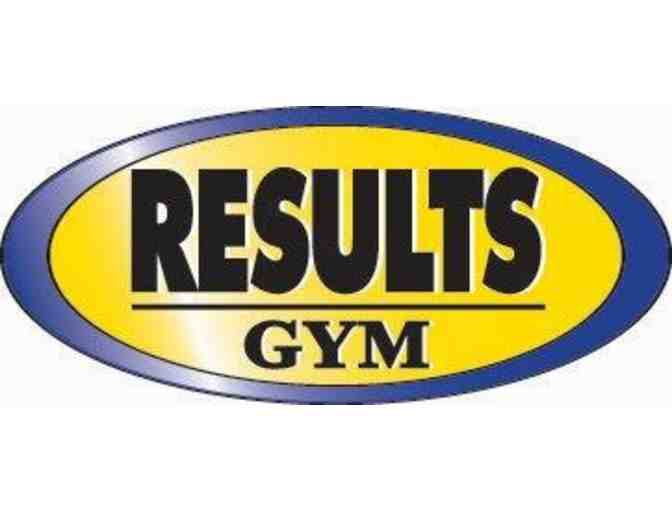 3 month Flagship Membership including Enrollment Fee for Results Gym, Capitol Hill