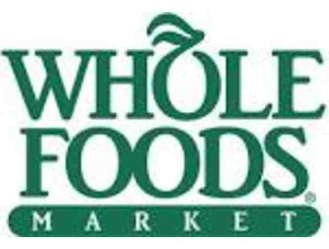 Whole Foods Market Gift Certificate - $75
