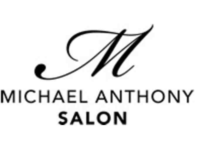 $50 Gift Card for Michael Anthony Salon