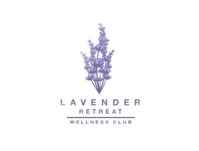 Acupuncture Session at Lavender Retreat