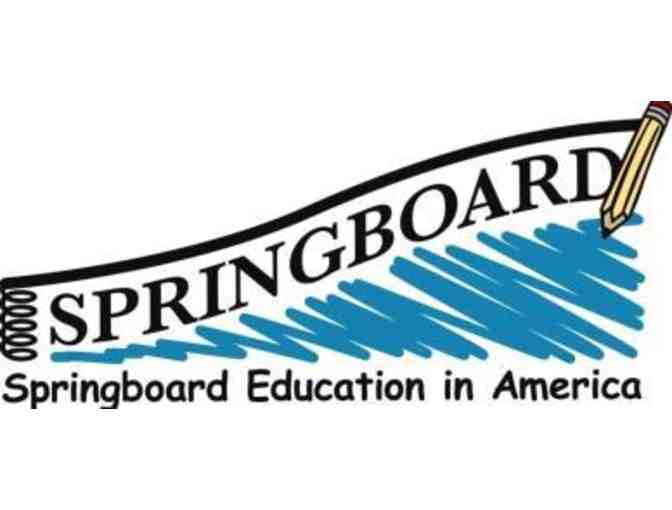 One Free Month of Springboard Aftercare