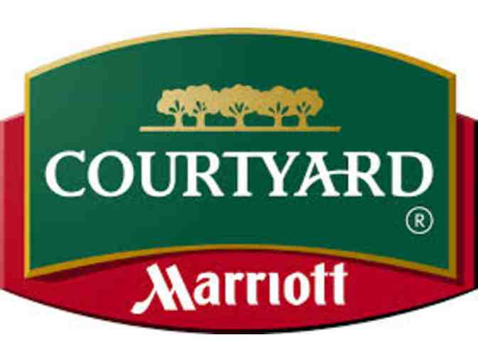 Two-Night Weekend Stay at Courtyard Marriott Hotel Capitol Hill/Navy Yard