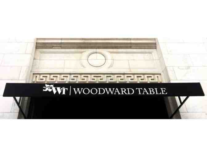 Woodward Table Gift Certificate