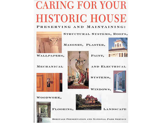 'Caring for your Historic House', Heritage Preservation and National Park Service