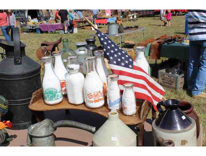 2 Tickets to the 52nd Annual Antiques Show on the Lebanon Green