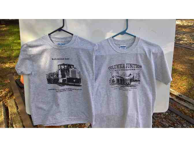 CERRM Museum T-Shirt & Train Ride!