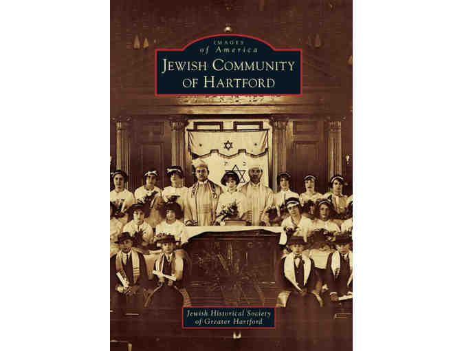 Book Gift Package: Jewish Historical Society of Greater Hartford