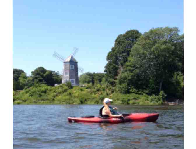Full Day Rental of 2 Kayaks or Stand-Up Paddleboards on the Connecticut River