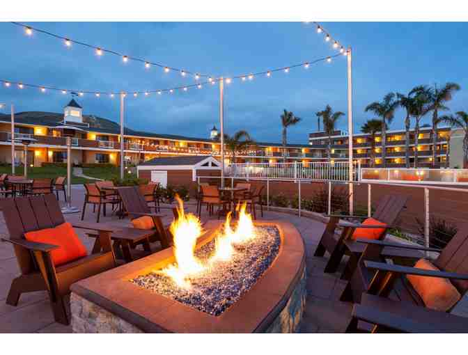 Pismo Beach - SeaCrest OceanFront Hotel - Two night stay in oceanview king room