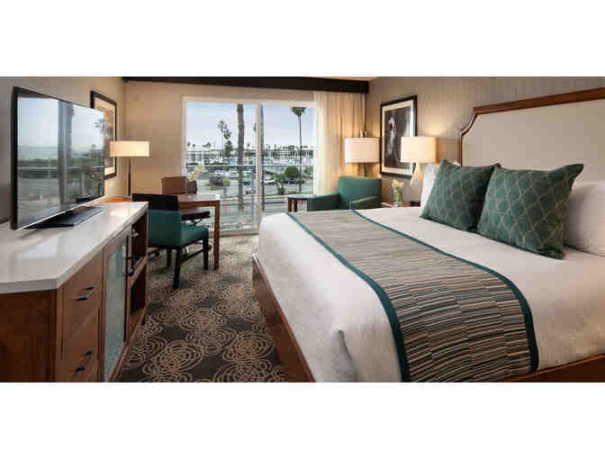 Redondo Beach - The  Redondo Beach Hotel  - Two Night Stay with continental breakfast