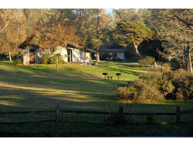 Mendocino, CA - The Andiron Seaside Inn & Cabins - Two-Night Stay