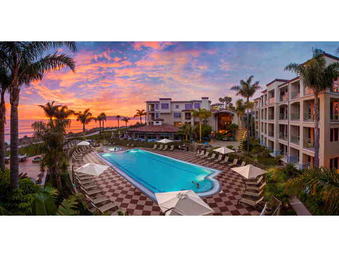 Pismo Beach, CA  - Dolphin Bay Resort & Spa - One Night Stay in OceanFront Suite