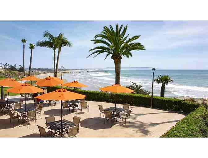 Pismo Beach, CA - SeaCrest OceanFront Hotel - 2 night stay OceanView Room & cont.brkfst