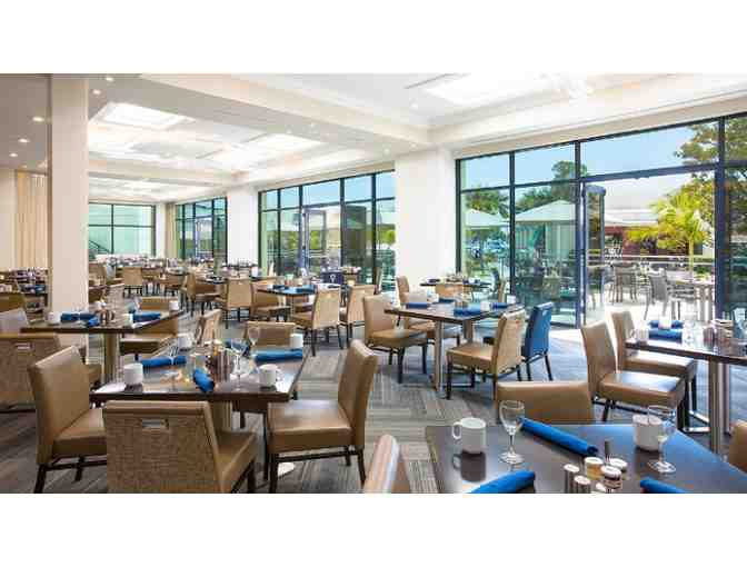 San Diego, CA - Manchester Grand Hyatt - 2 night stay & Breakfast for 2 at Seaview