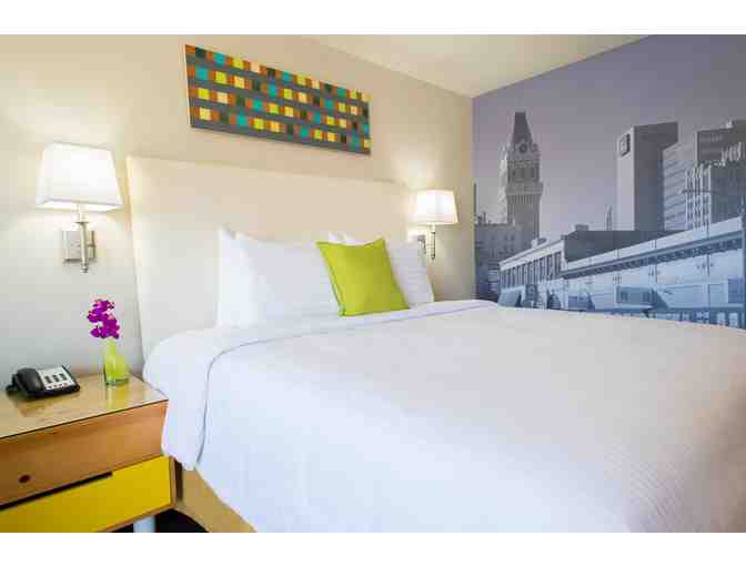 Oakland, CA - Inn at Temescal - Overnight Stay in Two Deluxe King Rooms