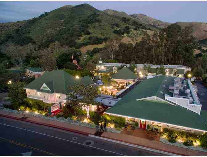 San Luis Obispo, CA - Apple Farm Inn - one night stay