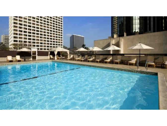 Los Angeles, CA - Westin Bonaventure Hotel & Suites - Overnight stay & valet parking