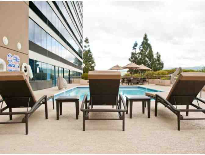Milpitas, CA - Crowne Plaza San Jose-Silicon Valley -1 Night  Stay & Breakfast for 2