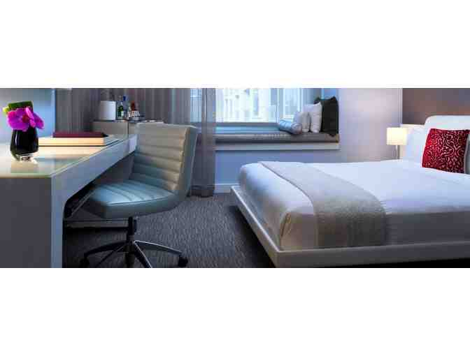 Hollywood, CA - W Hollywood Hotel & Residences - Overnight Stay