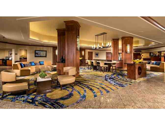 Carson, CA - Doubletree by Hilton Carson -1 night weekend stay with buffet breakfast for 2
