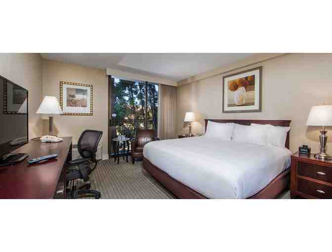Irvine, CA - Hilton Irvine/Orange County Airport - 2 nights stay